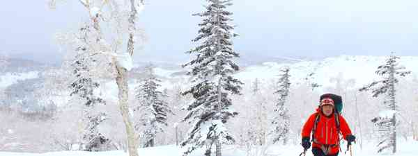 Winter in Hokkaido, Japan (Graeme Green)