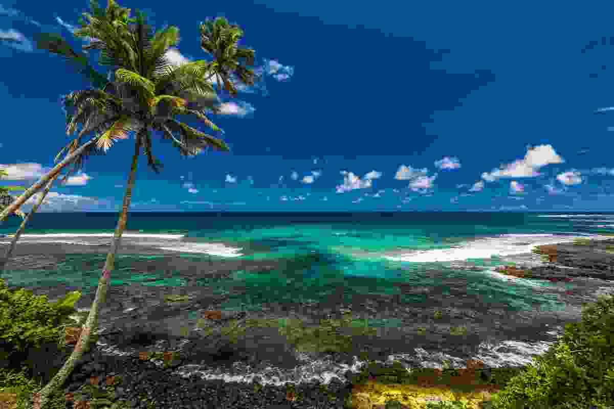 Samoan Island, South Pacific (Shutterstock)