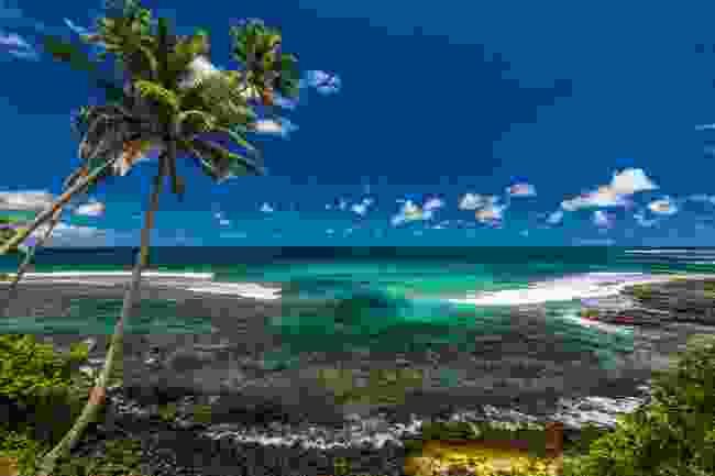 Samoan Island, South Pacific (Shutterstock)