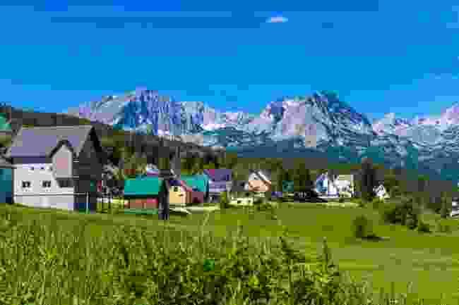 Žabljak is close to Durmitor National Park, Montenegro (Shutterstock)