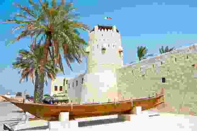 Umm al-Quwain fort (Shutterstock)
