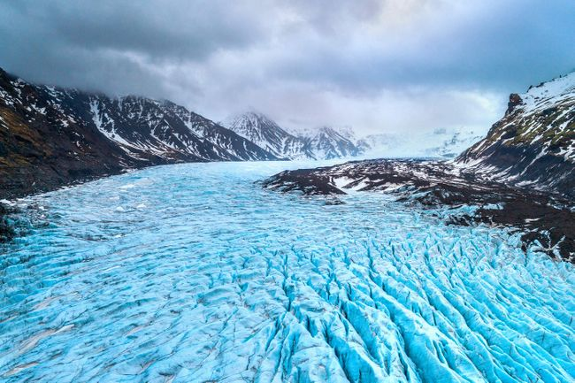 Национальный парк Ватнайкулль (Shutterstock)