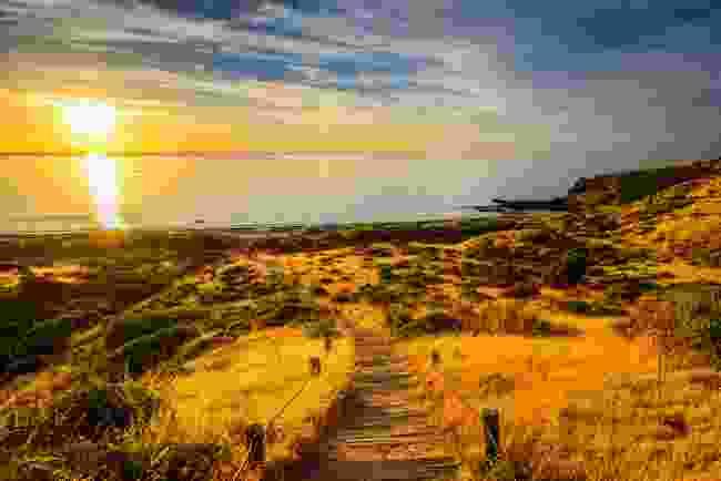 Sunset in South Australia (Shutterstock)