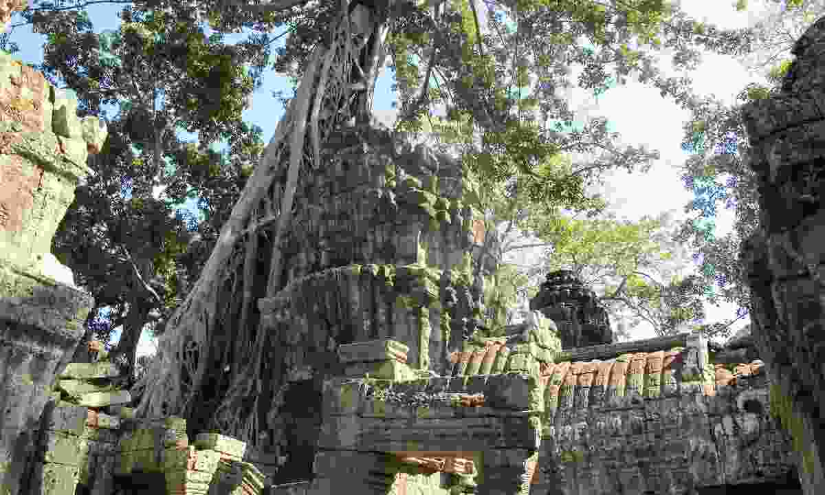 Mealea Temple at Sambor Prei Kuk (Vicky Knight/ Rickshaw Travel)