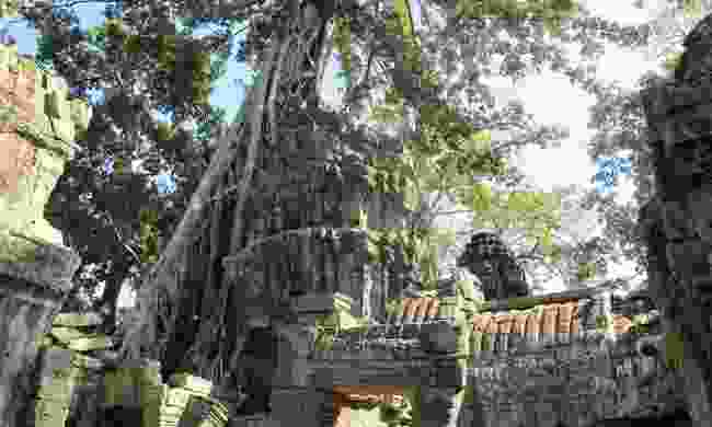 Mealea Temple at Sambor Prei Kuk (Vicky Knight/ Rickshaw Travel)