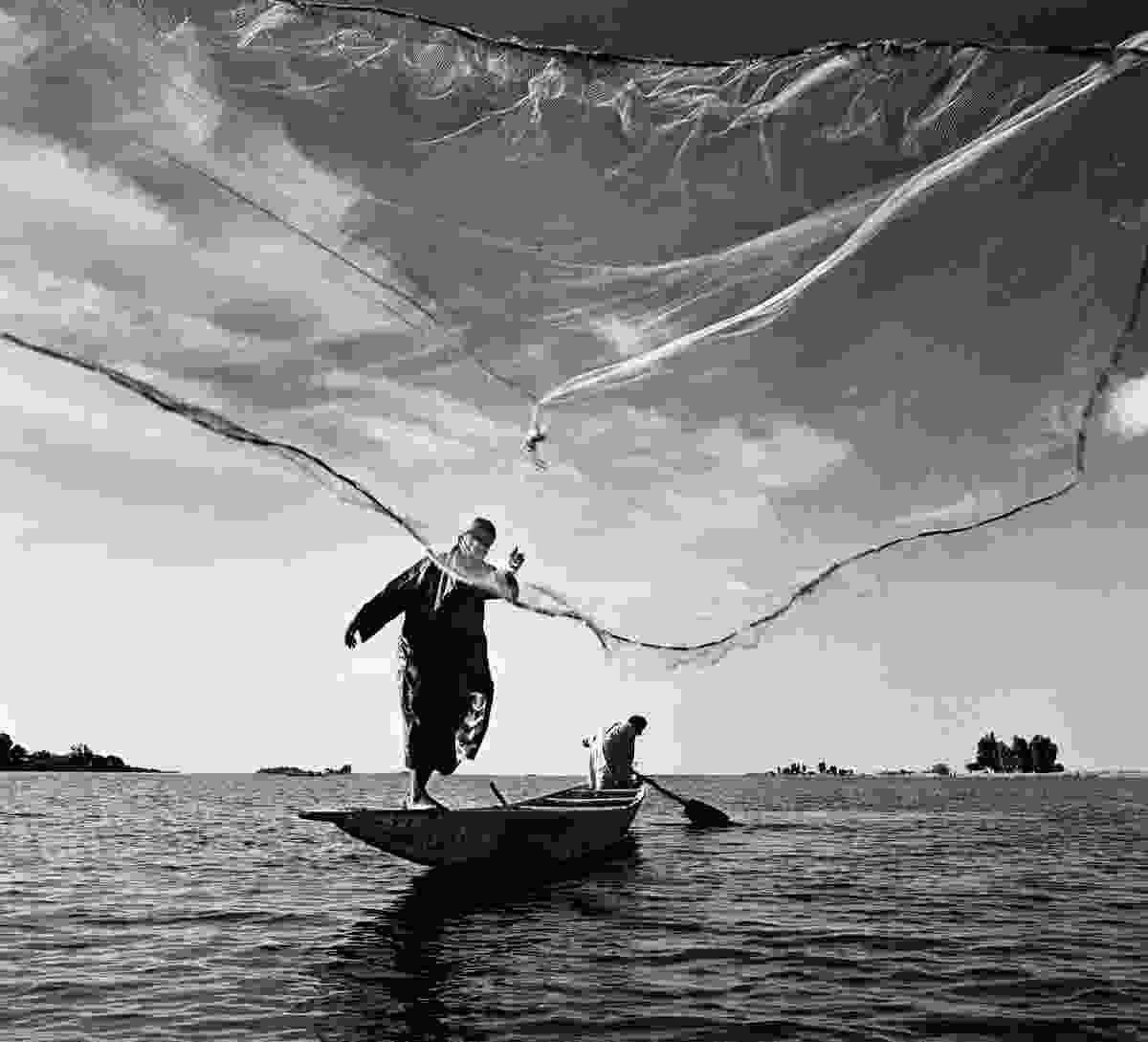 Mopti, Mali (Charlie Waite)