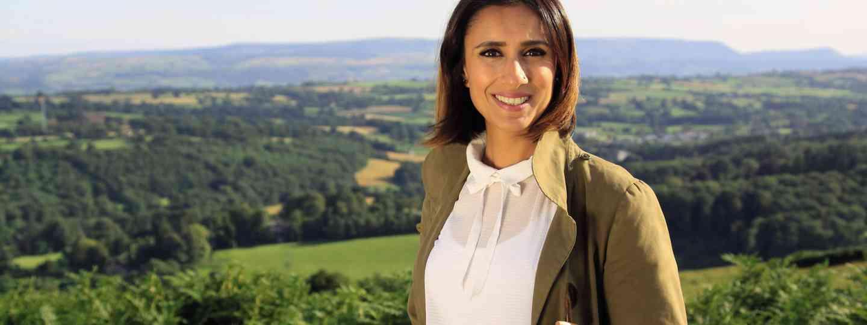 Anita Rani (BBC Country File)