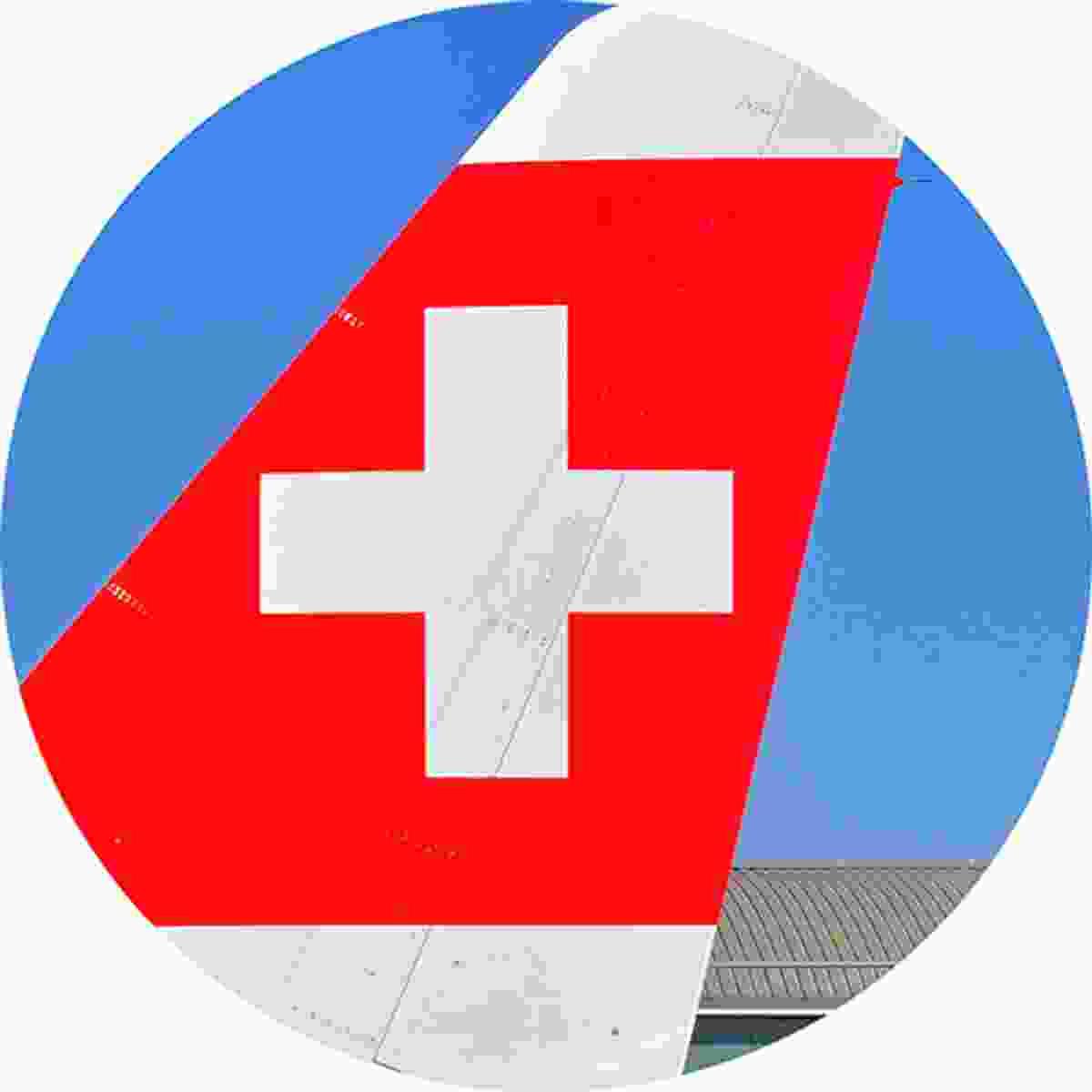 Simple. Striking. Swiss (Shutterstock)