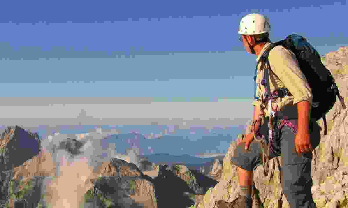 Climbing Triglav (KE Adventure Travel)