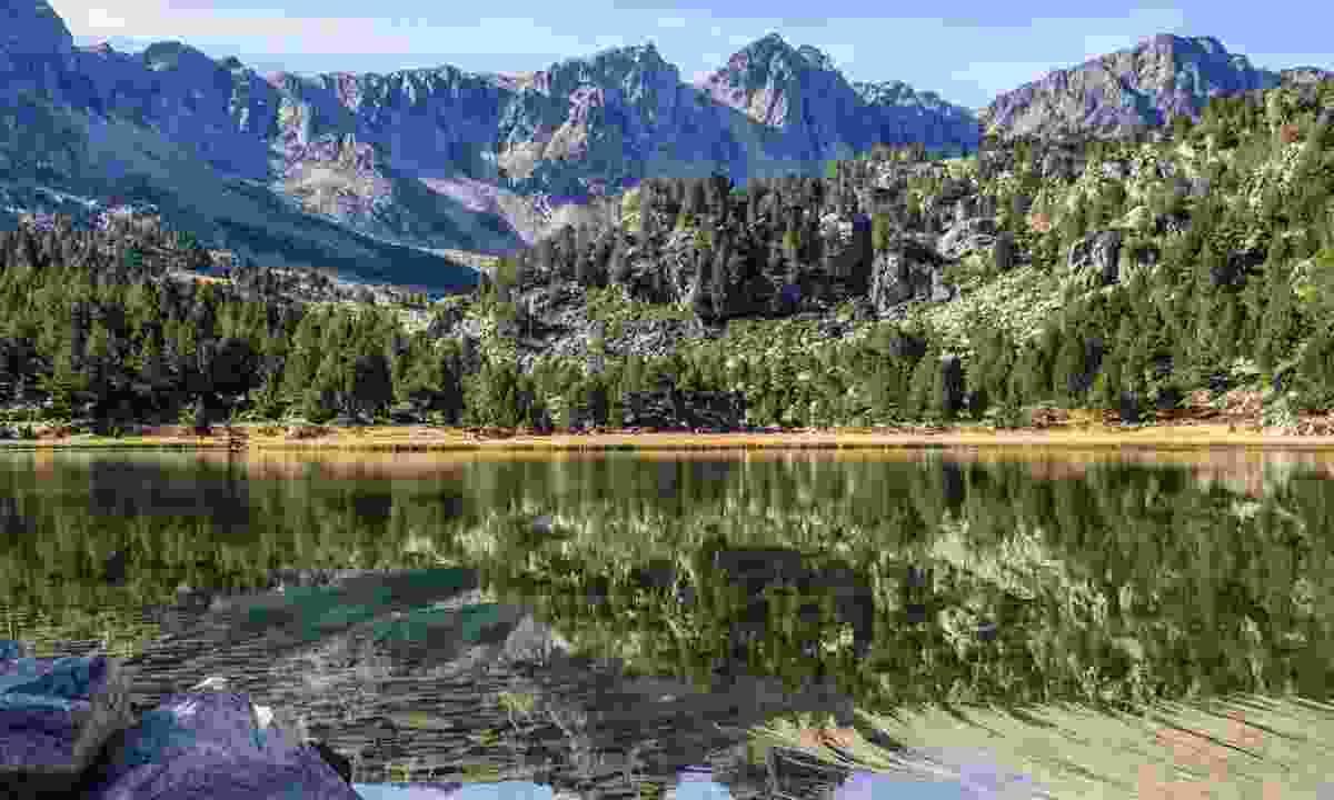 First Lake of Pessons, Andorra (Dreamstime)