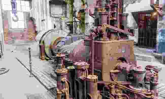 Fray Bentos Industrial Landscape (Dreamstime)