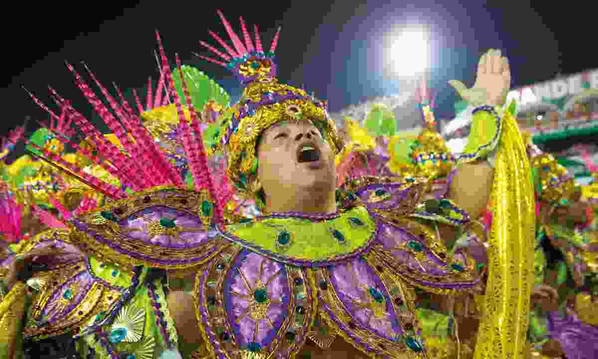 Join the fiesta in Brazil (Dreamstime)