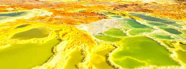 A surreal Ethiopian lake (Shutterstock)