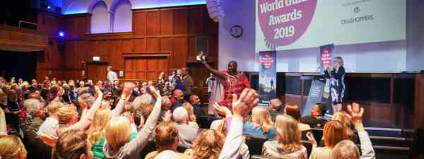 A joyous celebration at the RGS for the Wanderlust World Guide Awards 2019 (Victoria Middleton)