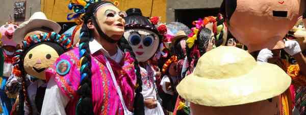 San Miguel de Allende's Los Locos Festival(Graeme Green)