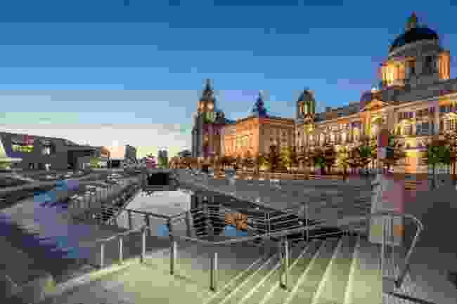 Liverpool (Shutterstock)