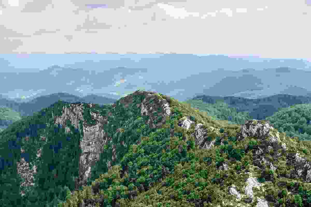One of the highest peaks of Risnjak National Park, Croatia (Dreamstime)