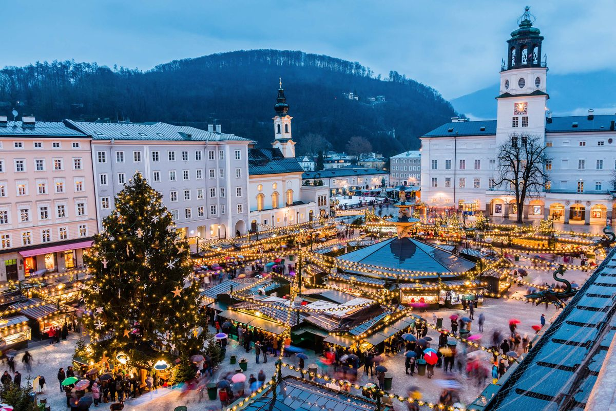 Ausria Christmas Markets 2020 The 5 Best Christmas Markets in Austria 2020 | Wanderlust