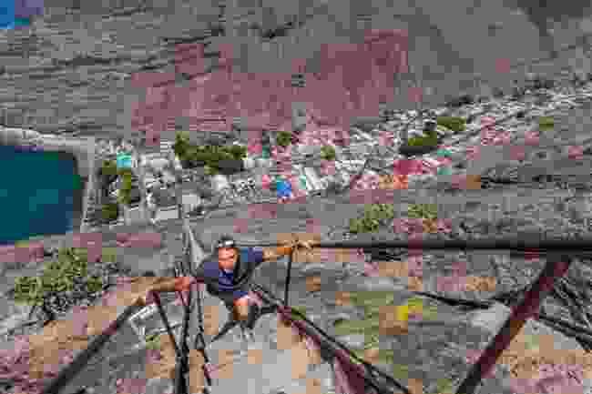 Climb Jacob's Ladder