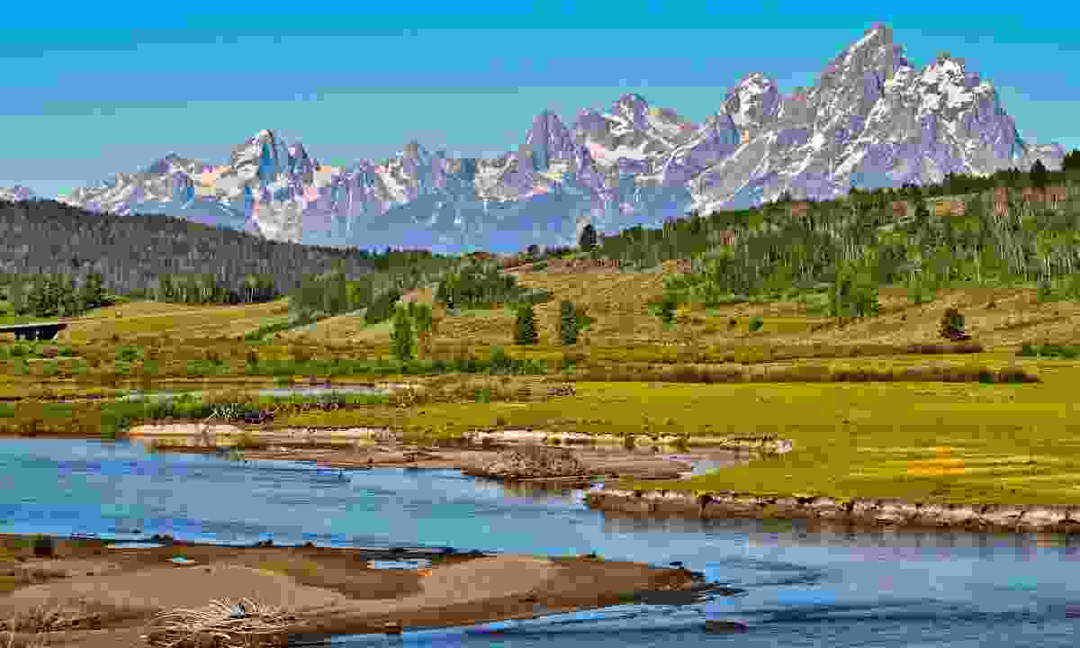Grand Teton National Park (Shutterstock)