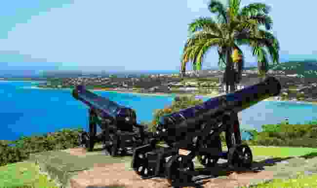 Embark on a fort finding tour (Tobago Tourism Agency Ltd)