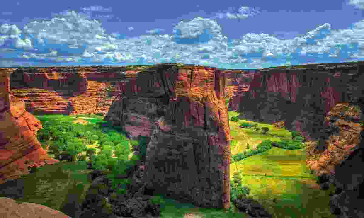 Canyon de Chelly, Arizona (Dreamstime)