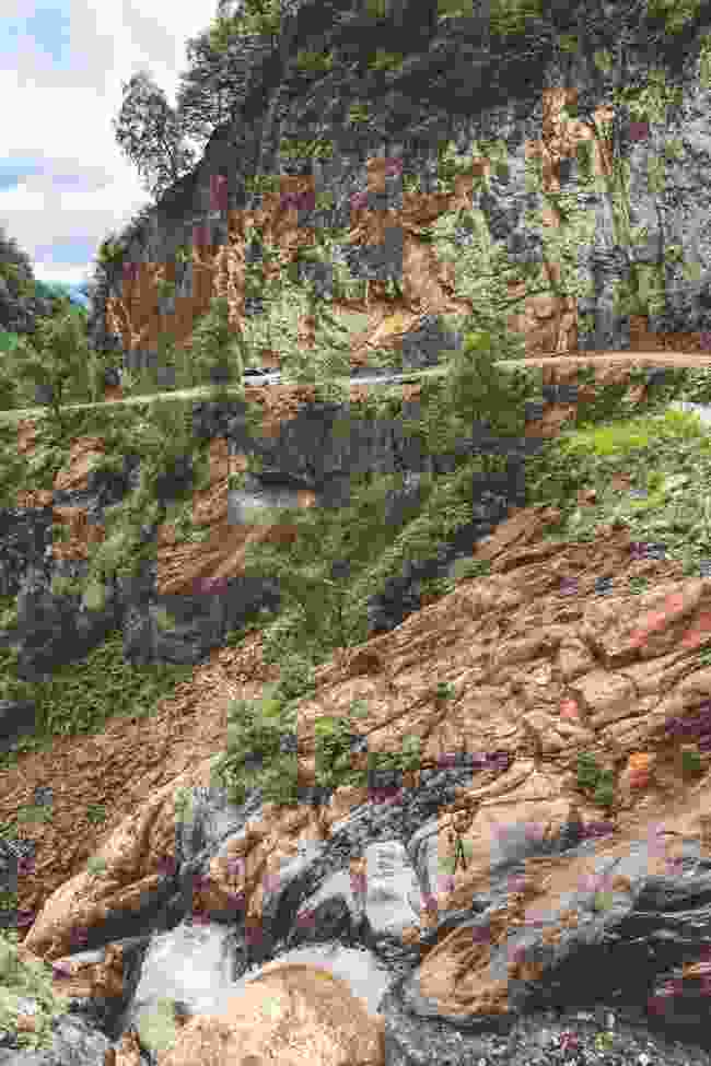 The road to Albano (Scott Bennett)