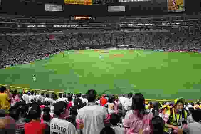 Baseball field (Ben Lerwill)