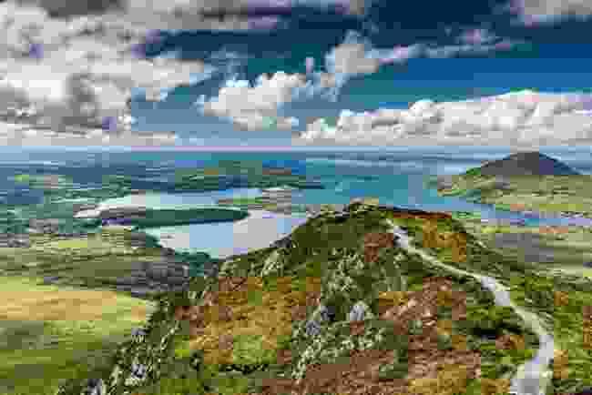 Connemara National Park, Ireland (Shutterstock)