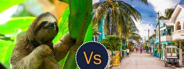 Costa Rica vs Belize (Shutterstock)