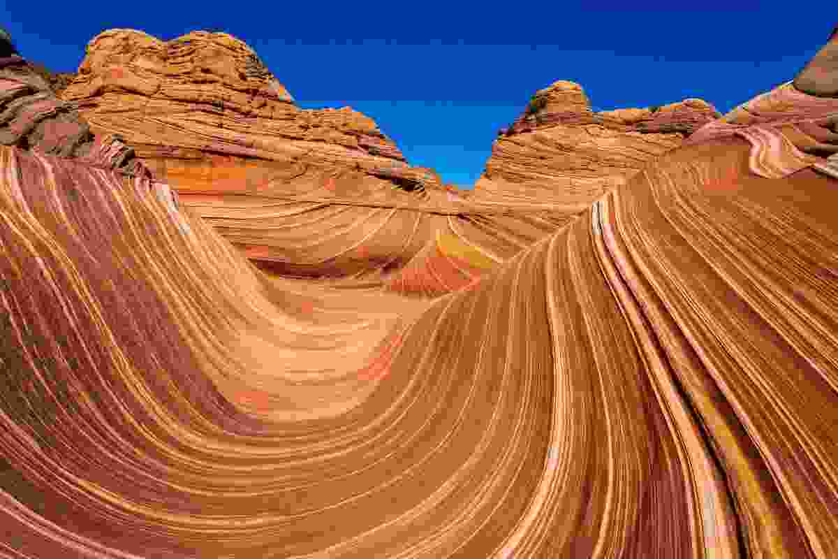 Coyote Buttes in Arizona (Dreamstime)
