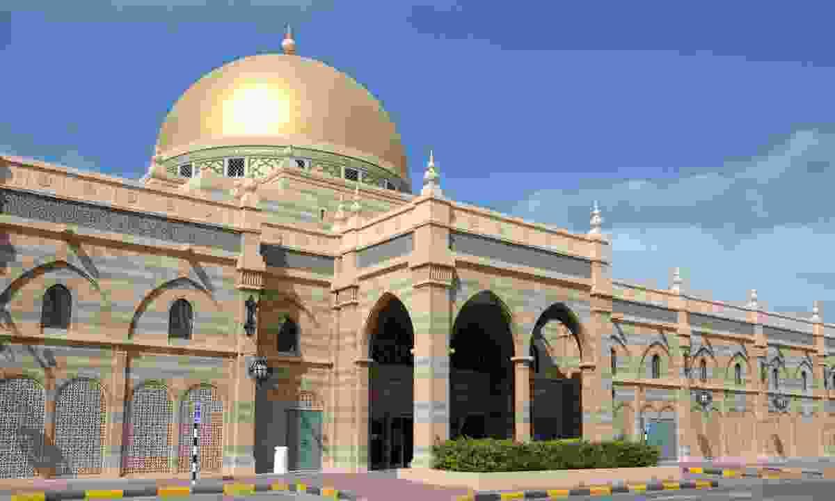 Sharjah Museum of Islamic Civilization, UAE (Dreamstime)
