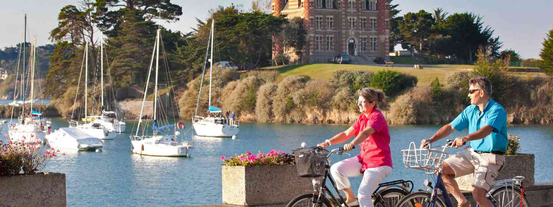 Cycle Brittany's coastal scenery (Pierre Torset)