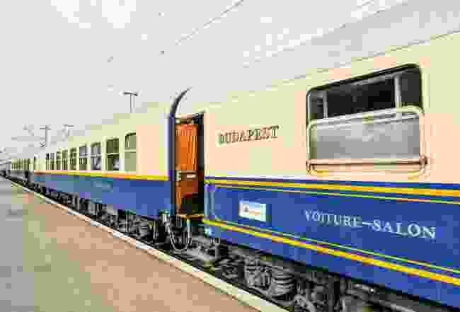 Golden Eagle Danube Express (Shutterstock)