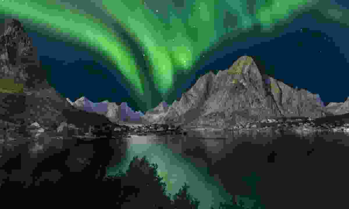 Spot the northern lights in Norway (Dreamstime)