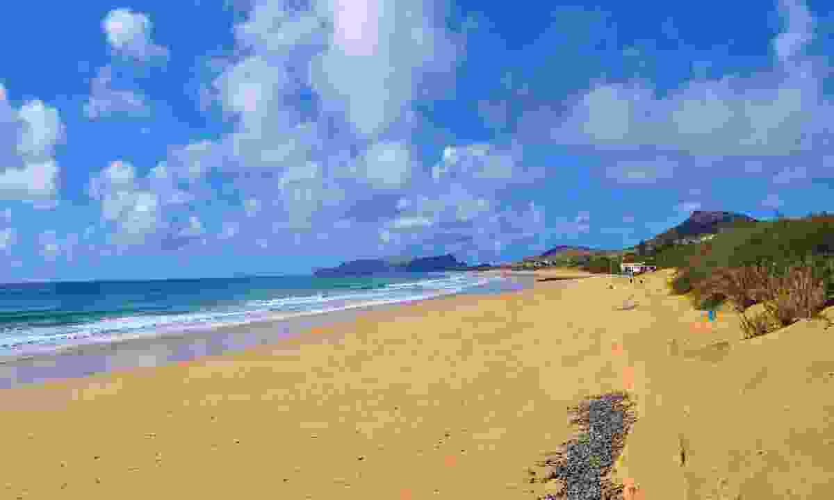 It's easy to see why Porto Santo is nicknamed the golden island (Dreamstime)