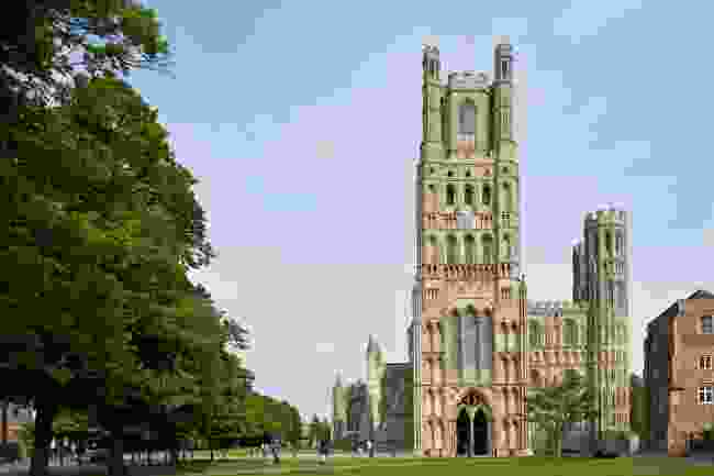 Ely Cathedral (Shutterstock)