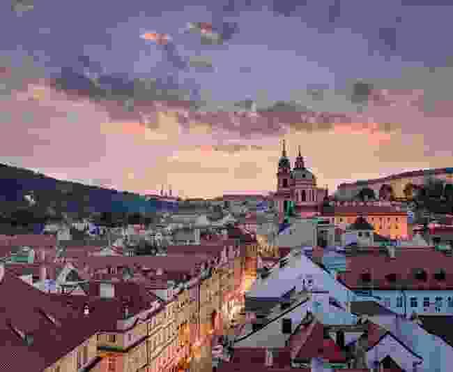 Explore the Czech Republic's capital city, Prague (Michal Vitasek)