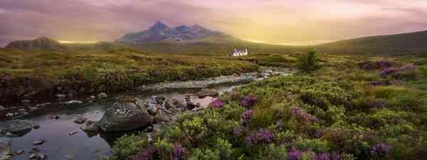 River Sligachan, Scotland (Shutterstock)