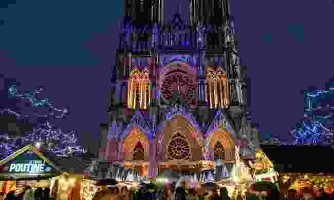 Reims Cathedral (Shutterstock)