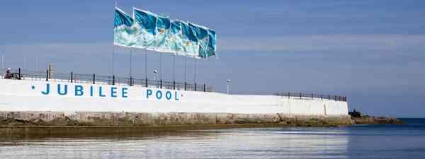 Jubilee outdoor pool, Cornwall (Shutterstock)