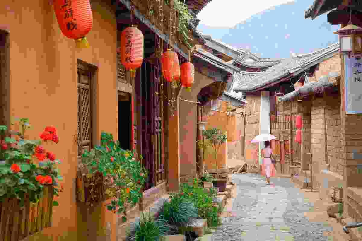 Shaxi, Dali, Yunnan (Shutterstock)