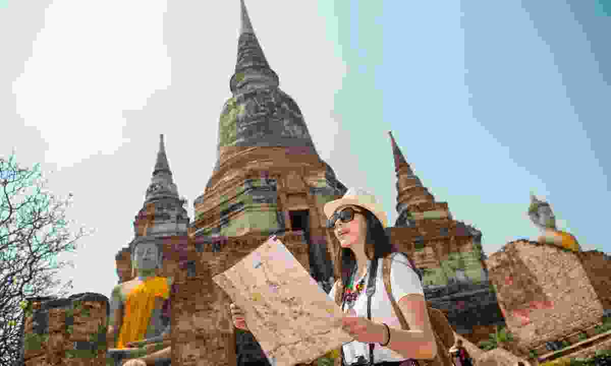 A solo traveller in Thailand (Dreamstime)