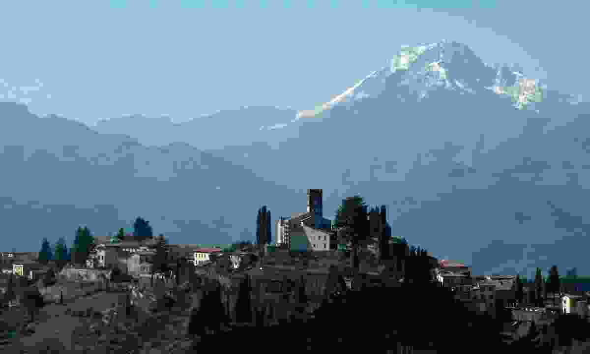 Barga in Garfagnana (Dreamstime)
