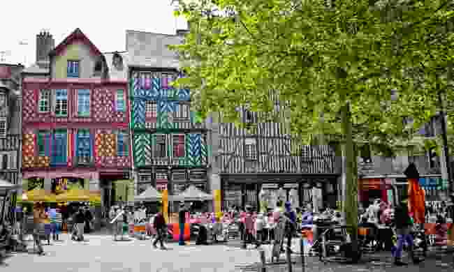 Ambiance Terrasse (Brittany Tourism Board)