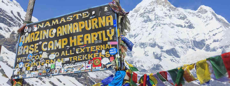 Annapurna Basecamp (Dreamstime)