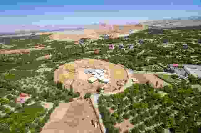 Arslantepe Mound, Turkey (Shutterstock)