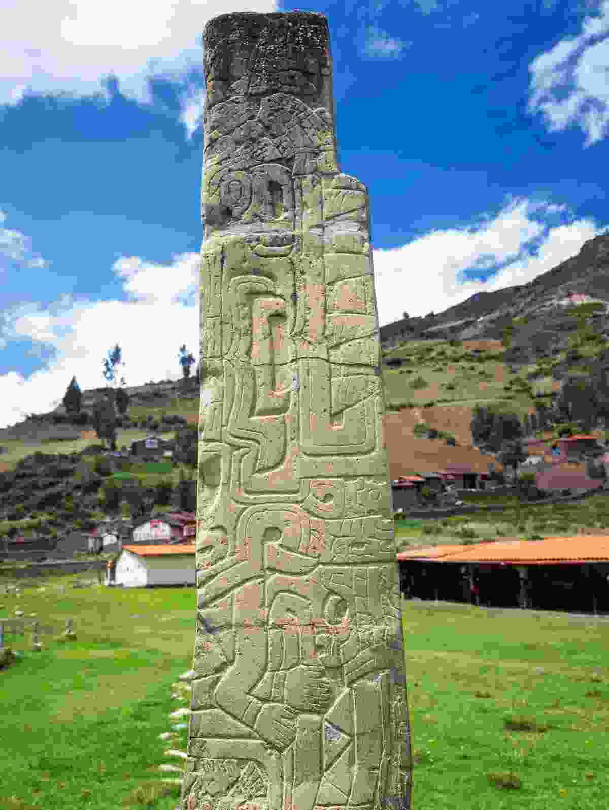 Chavín de Huantar, Peru (Shutterstock)