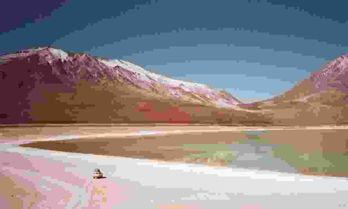 The Atacama's otherworldly landscape (Dreamstime)