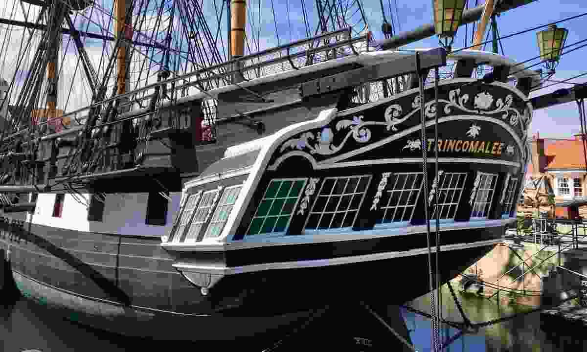 HMS Trincomlee (Shutterstock)